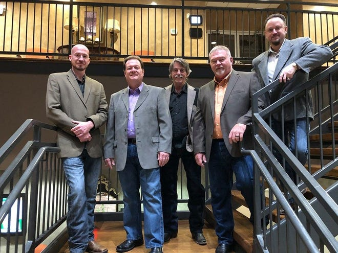 Fast Track will perform Aug. 5 at the Milan Bluegrass Festival.