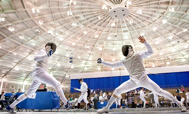 Notre Dame will have 11 previous and current fencers from four countries represented at the Tokyo Olympics.