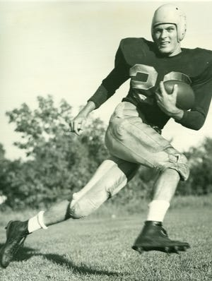Bobby Dillon of the Green Bay Packers in an undated photo.