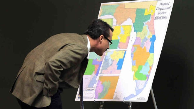 """Earlier accused of making a """"mockery"""" of redistricting, Florida's Republican-led Legislature will soon begin latest round of redrawing legislative and congressional boundaries."""