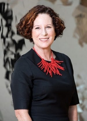 Virginia Shearer has been named the new executive director of the Sarasota Art Museum of Ringling College.