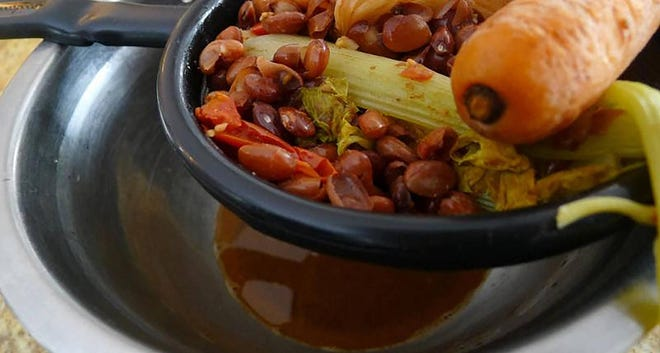Bean broth is a flavorful, protein-packed substitute for bone broth