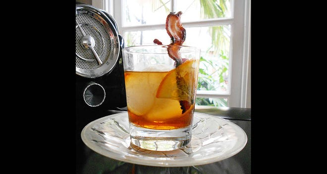 Southern Sweeteners Maple Bacon Cocktail