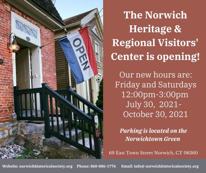 Norwich Heritage & Regional Visitors Center