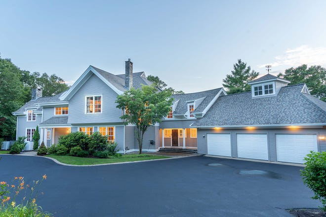 This 5,916-square-foot house at 1458 Quaker St. in Northbridge lists for $1,250,000. View a photo gallery on telegram.com.