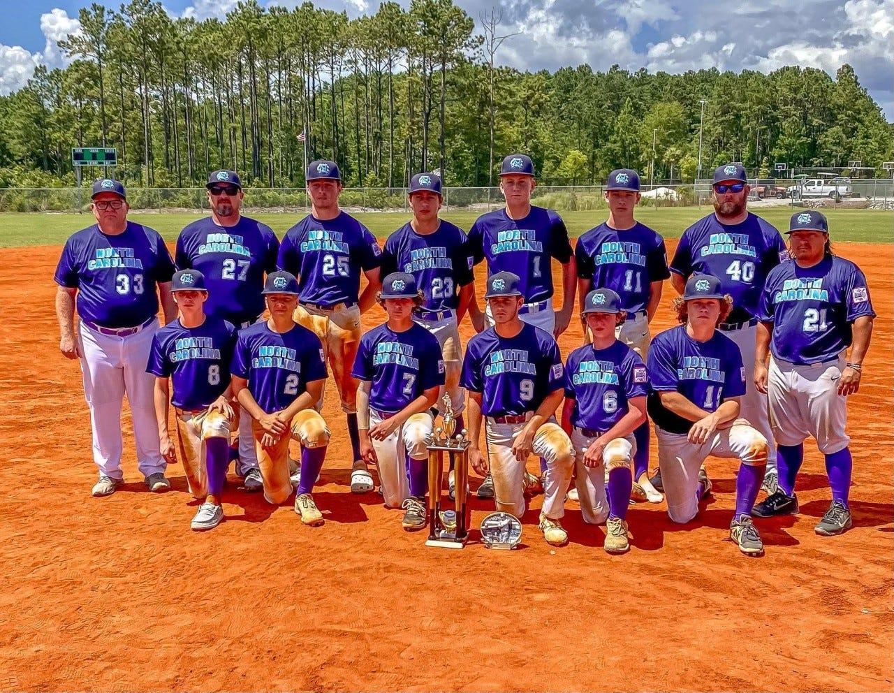 Hope Mills Fayetteville Dixie Boys Baseball Team To Play World Series Tournament In Louisiana