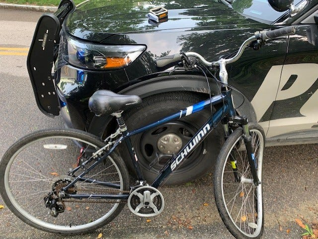 Sharon Police are looking for the public's help in a hit-and-run on a teen bicyclist at the corner of Massapoag Avenue and Morse Street on Wednesday, July 21.