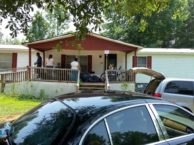 A home for vulnerable adults on Cedar Ridge in Anderson was shut down Thursday, July 22, 2021 for zoning and safety issues, said Randy Bratcher, the city's fire chief.