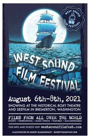 West Sound Film Festival 2021 Poster