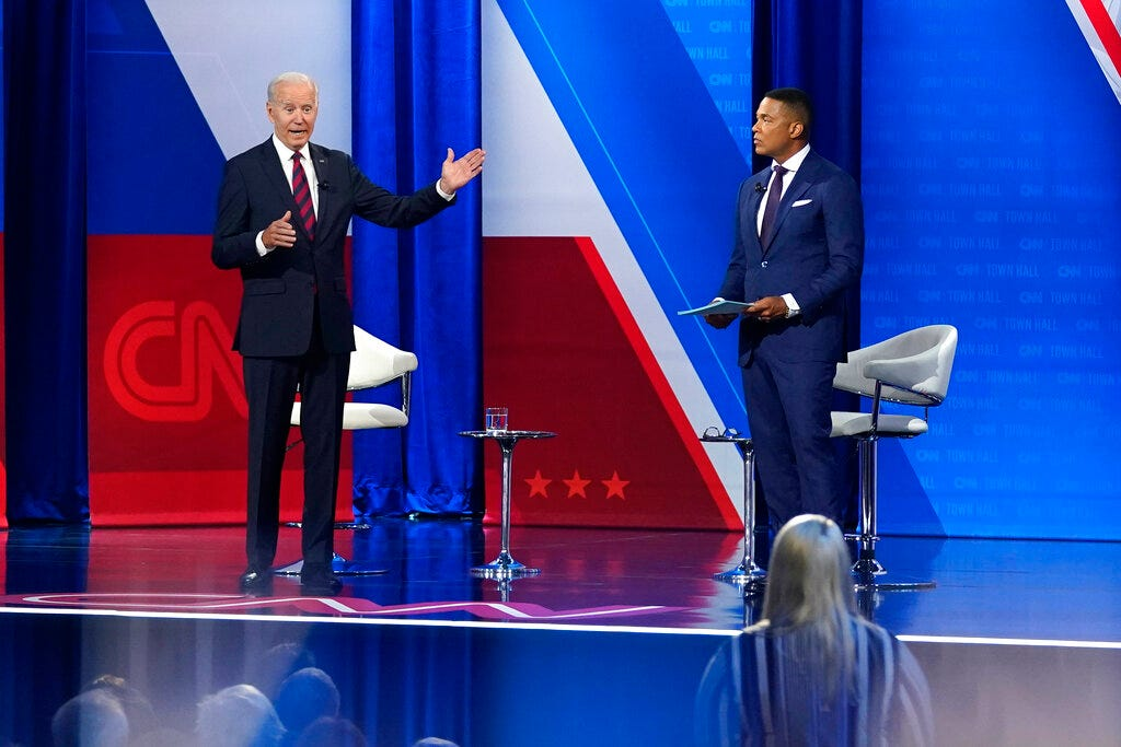COVID-19, the economy and voting rights: 5 takeaways from the Biden CNN town hall in Ohio