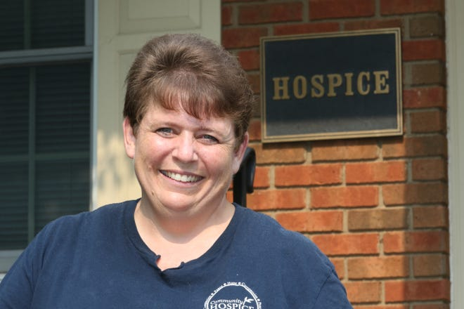 Sheila Graves is a state tested nursing assistant with Community Hospice.