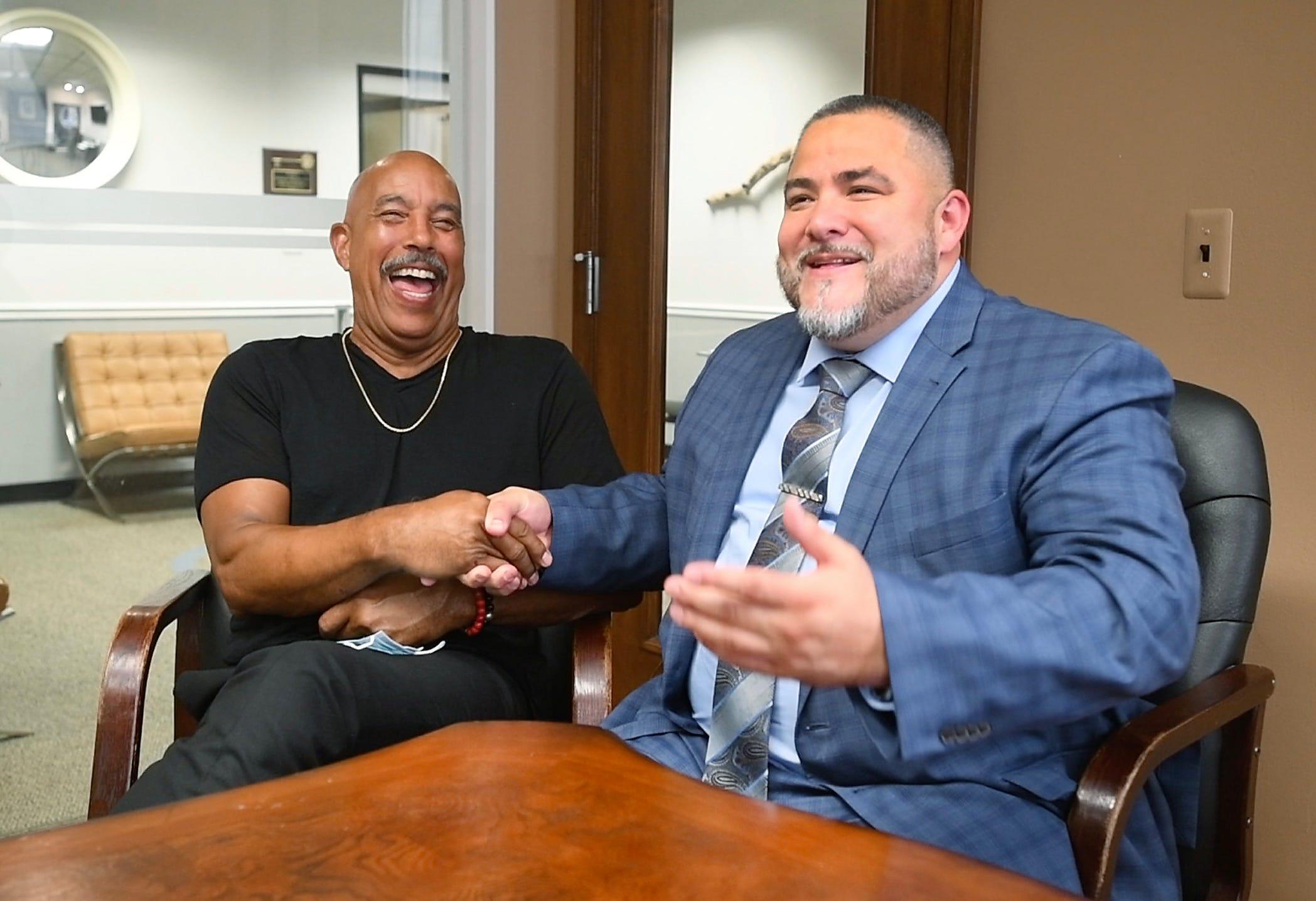 'A felon with a dream': How a former drug dealer became a Detroit lawyer