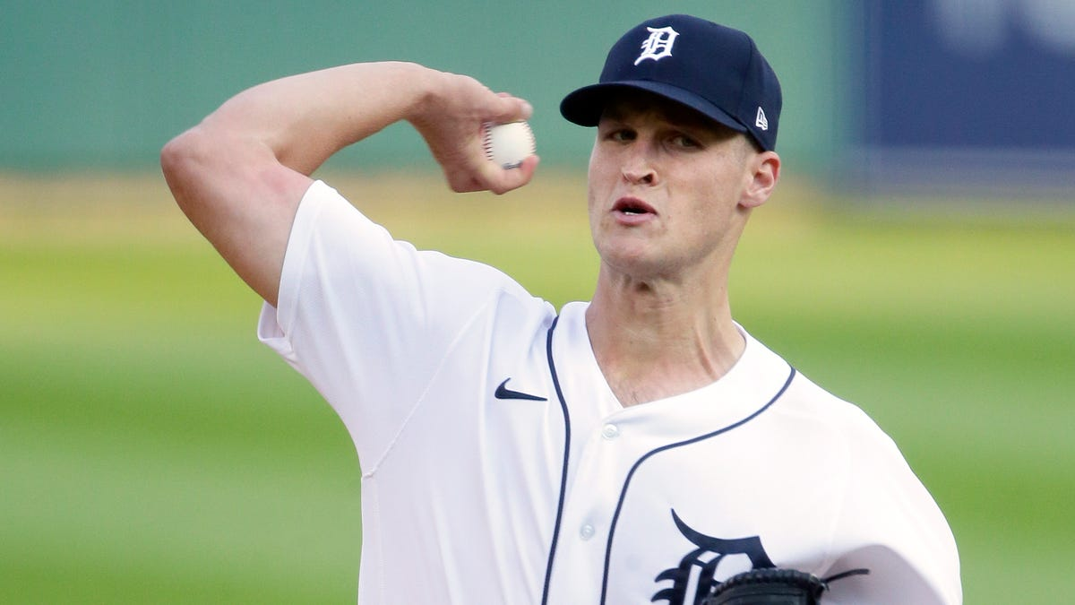 Manning solid as Tigers escape 9th inning drama to win sixth straight 1