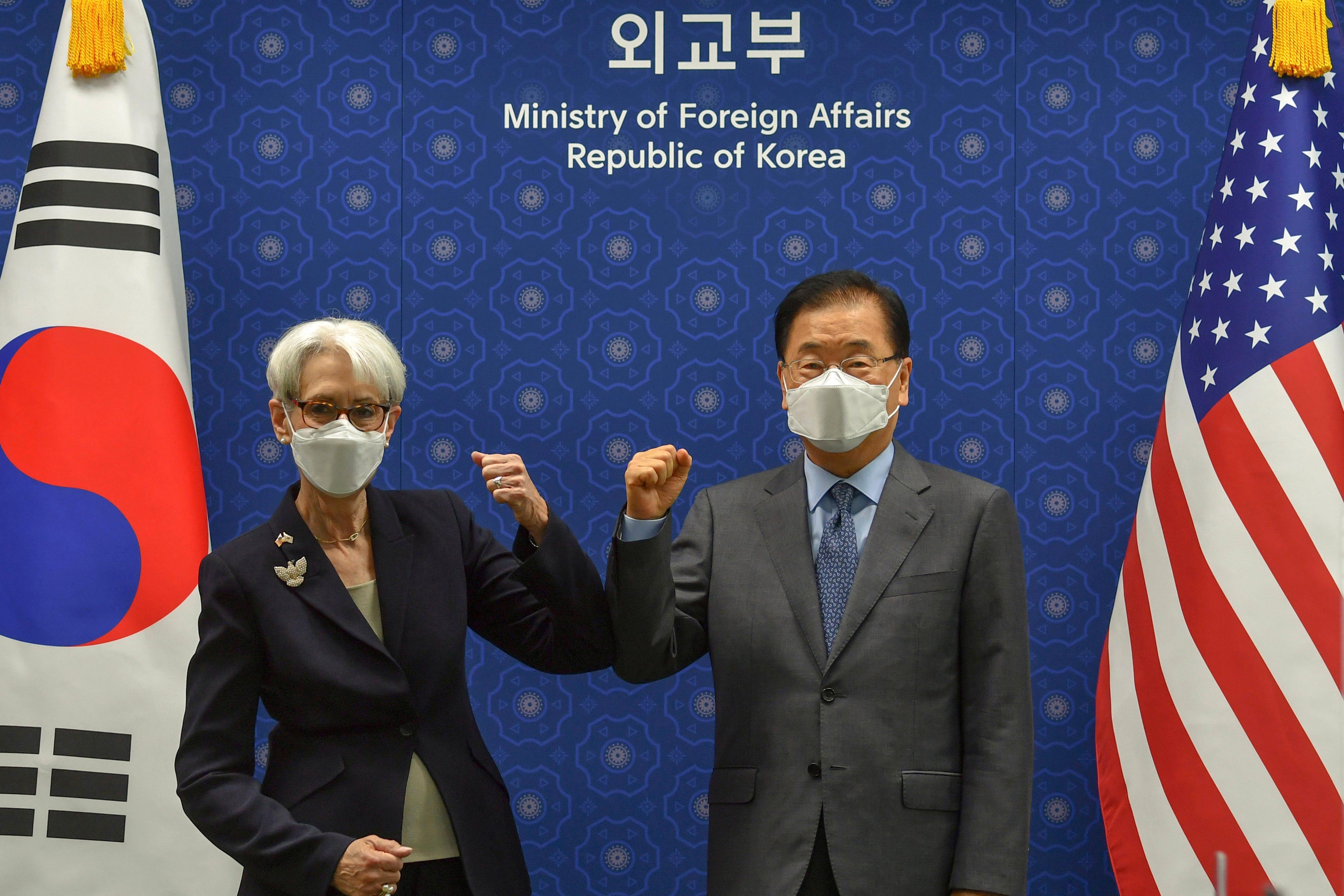 US, S. Korea agree to convince North to return to nuke talks 2