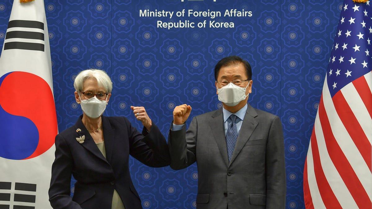 US, S. Korea agree to convince North to return to nuke talks 3