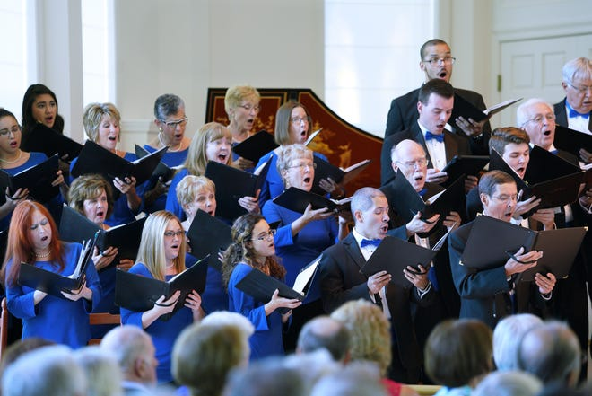 Southwest Florida chorus Choral Artistry was previously called the Symphonic Chorale of Southwest Florida. They changed their name in summer 2021.