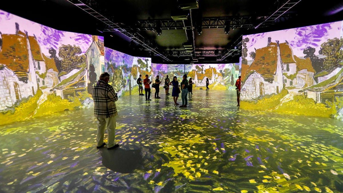 Heading to Indy to see the interactive Van Gogh exhibit? Here are 3 more places to visit