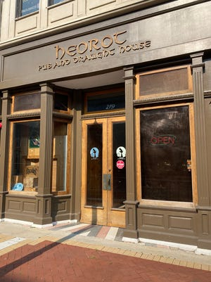 The Heorot Pub and Draught House, 219 S. Walnut Street, on July 22, 2021.