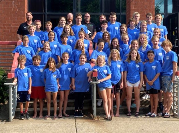 The Greater Pensacola Aquatic Club enjoyed a 10th place along with several records broken at the 2021 Southeastern Swimming Long Course Championships held in Nashville, TN on  July 16-18, 2021.