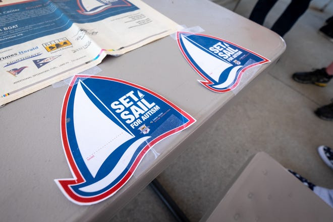 Set Sail for Autism hosted a reunion kick-off event Thursday, July 22, 2021, at the Port Huron Yacht Club.