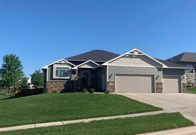 A Sioux Falls home the Steffen family is closing on next Thursday after a year of searching.