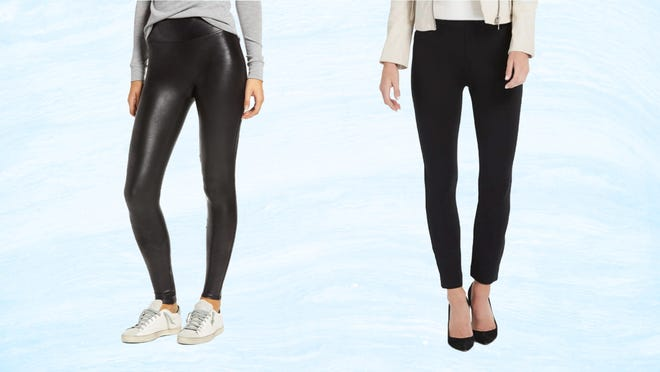 Spanx leggings are customer favorites, and you can get them at the Nordstrom Anniversary Sale 2021.