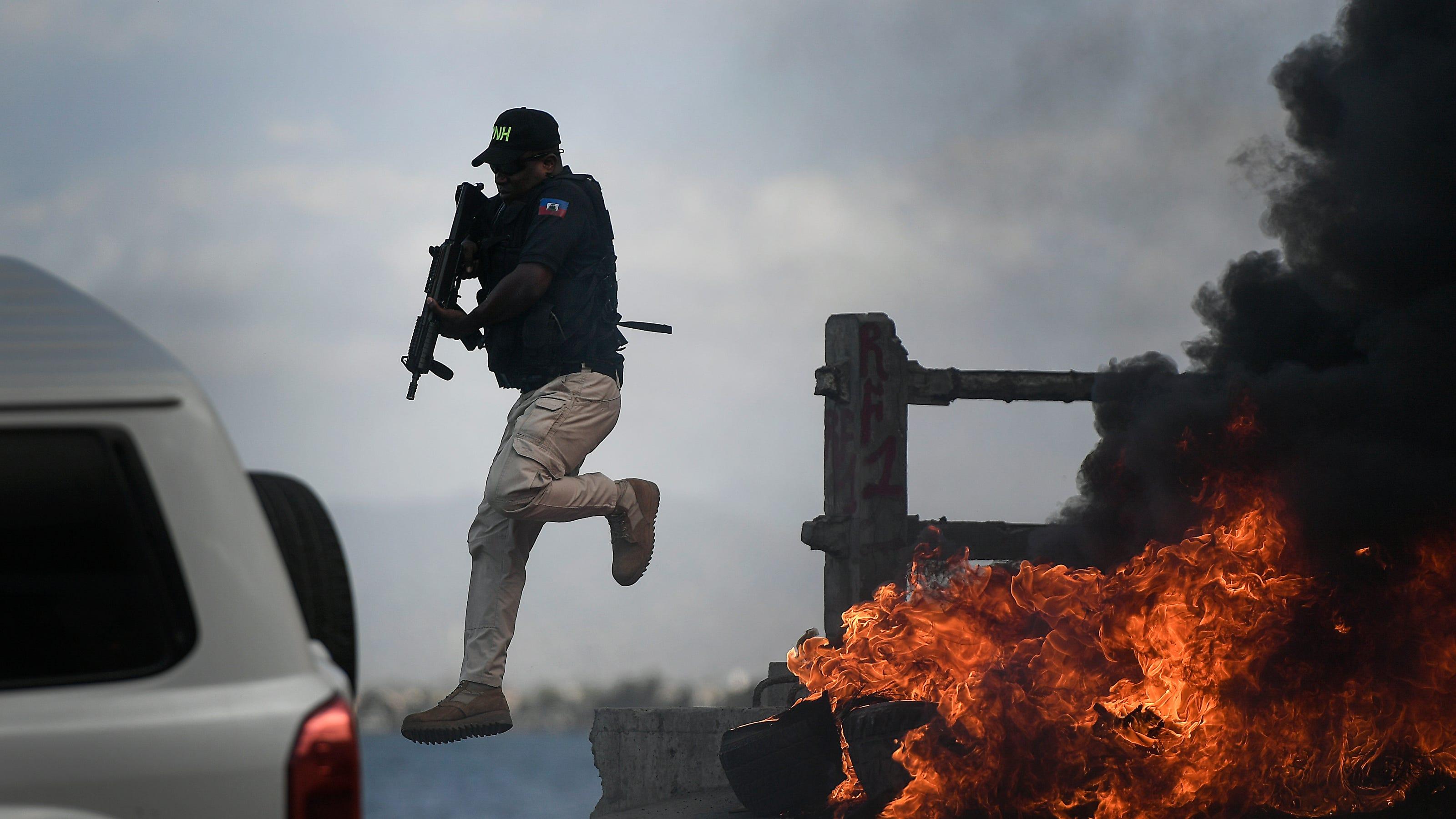 Haiti: Violence overshadows memorial Mass for assassinated ...