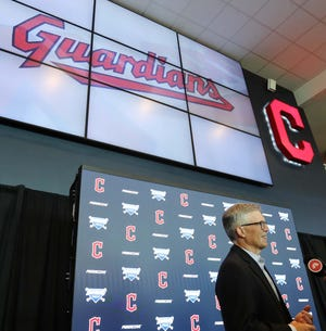 Not everyone is happy with the Cleveland baseball team's name change.