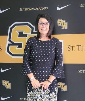 Teresa Caserta, assistant principal, St. Thomas Aquinas.