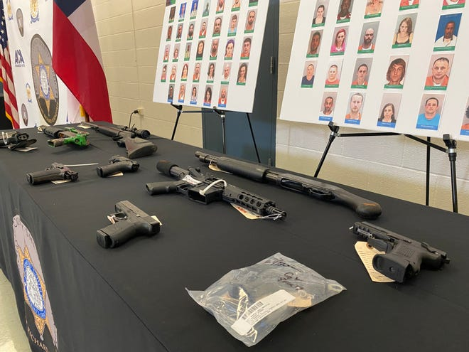 A total of 77 Ghostface Gangster members were indicted on July 23. Former DA Natalie Paine said her office was ready to indict them back in October but was told to hold off due to the sheriff's office having COVID-19 concerns.