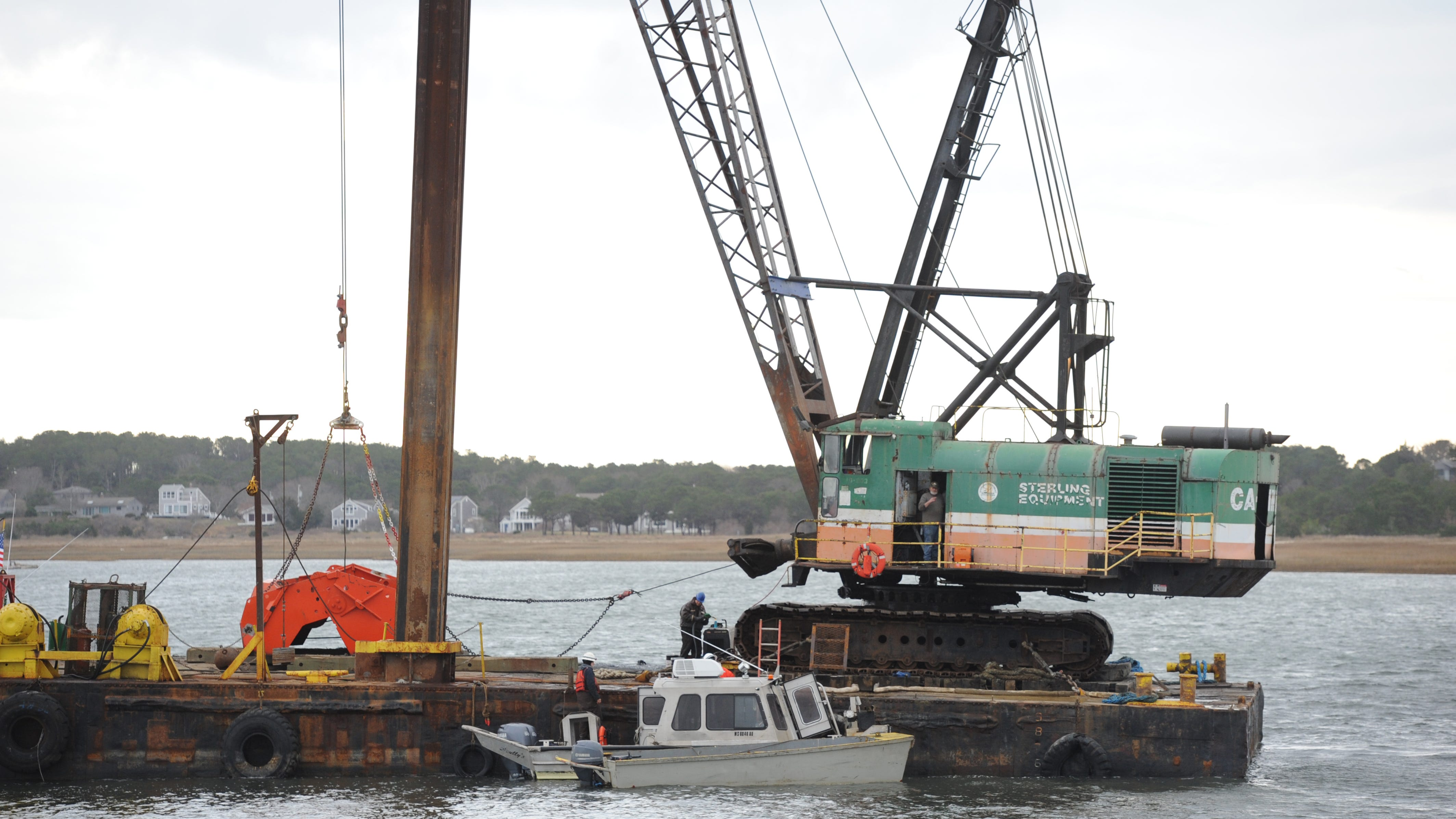 State awards $5 million for 9 dredge projects, 6 on Cape Cod