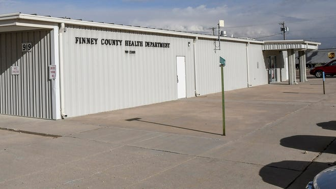 The Finney County Health Department is located at 919 Zerr Rd. A renewal of a sales tax on the Aug. 3 election ballot would provide funding for improvements to the FCHD facility.