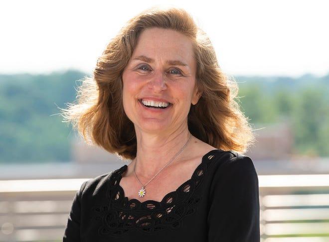 Pamela Whitten, president of Indiana University.