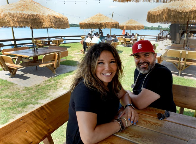 The Quarry Modern Eatery general manager April Rochowiak and operations manager Tino Amaya have rebranded the restaurant as new items are offered and new ideas are coming to the service in Monroe Township.