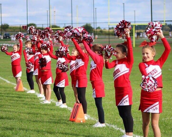 Registration for Canandaigua Youth Cheerleading is open through the end of July for the 2021 season.