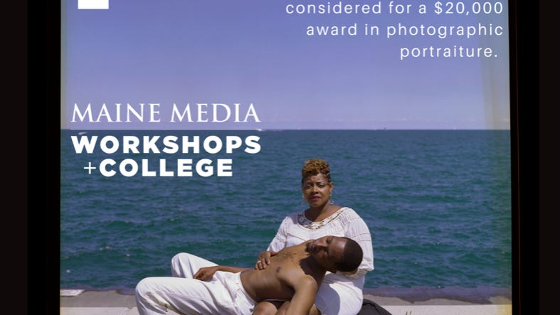 Maine Media Workshops + College accepting submissions