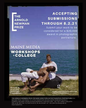 Maine Media Workshops + College is currently accepting new submissions for the 2021 The Arnold Newman Prize for New Directions in photographic portraiture.