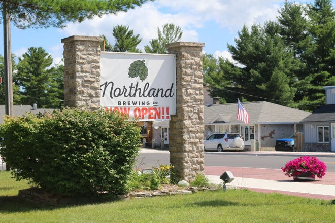 Northland Brewing Co. recently opened in Indian River and is the newest addition to Northern Michigan's craft beer scene.