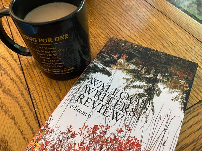 The sixth edition of the Walloon Writers Review is out now and available for purchase in multiple bookstores across Northern Michigan.