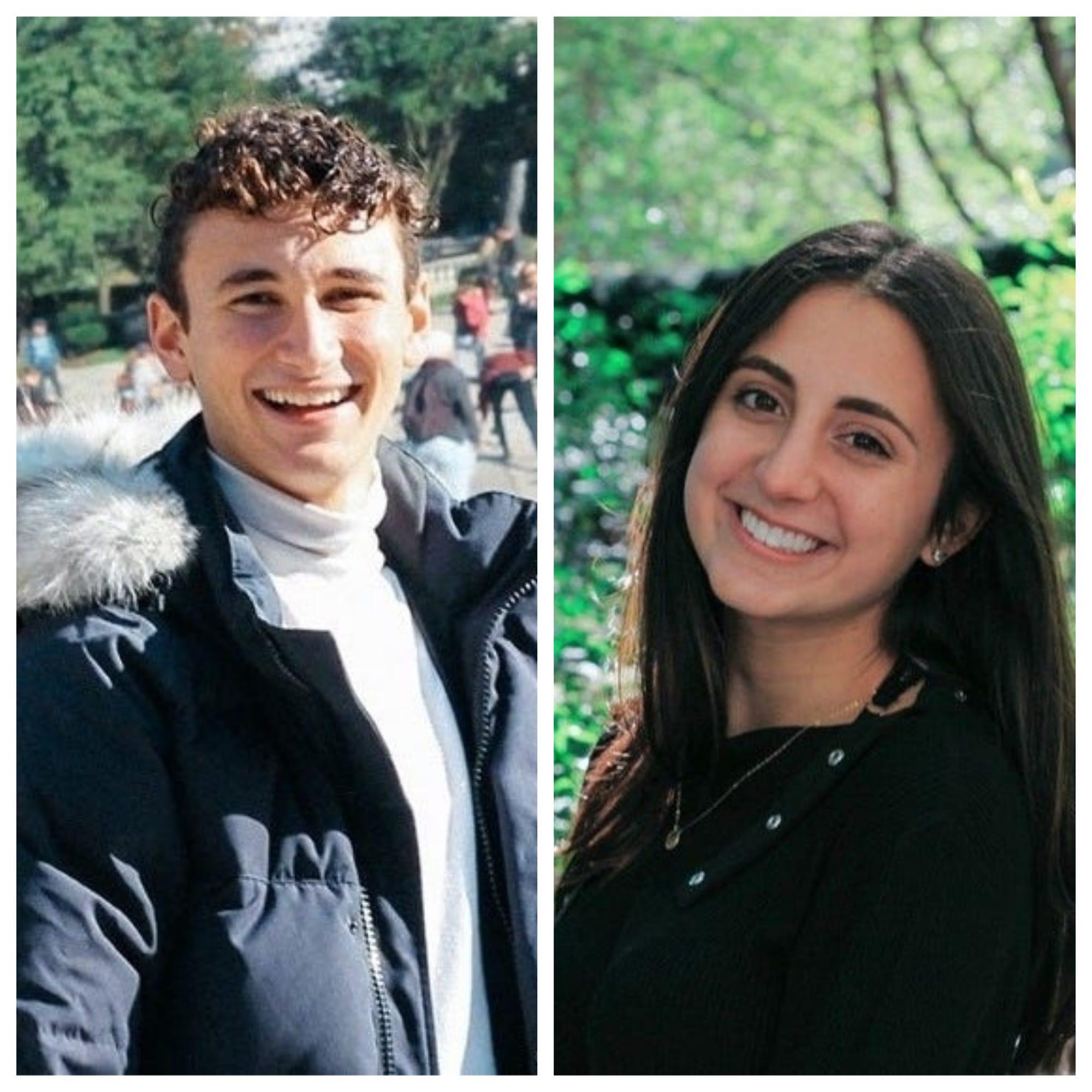 IlanNaibryf and Deborah Berezdivin