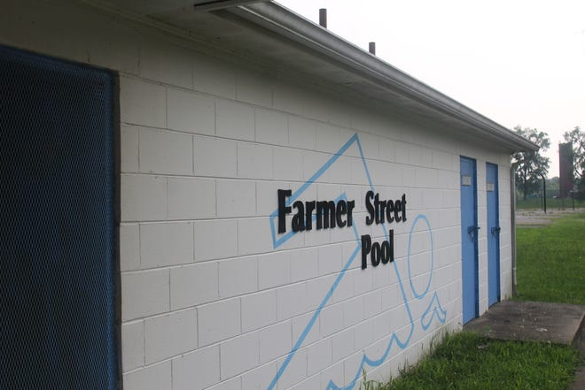Farmer Street Pool will be closed until May 2022, said the Petersburg Park and Leisures director.