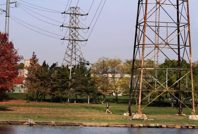 National Grid is reluctant to bury the high-voltage power lines at India Point Park — but rejects neighborhood advocates' assertion that the company willfully neglects Providence because its population is primary people of color and of modest income.