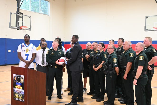 """The goal of the """"Glory vs. Deputies"""" matchup is to fortify the relationship between the community and law enforcement."""