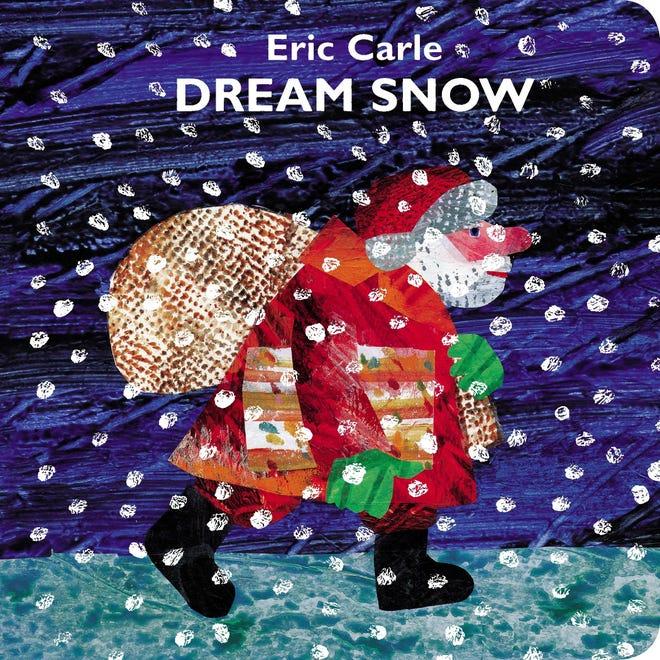 """""""kar rüyası"""" Eric Carle tarafından."""