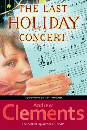 """son tatil partisi,"" Andrew Clements tarafından."