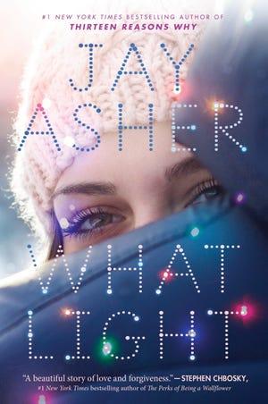 """""""ne ışık,"""" Jay Asher tarafından."""