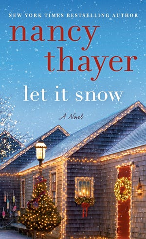 """""""bırak kar yağsın,"""" Nancy Thayer tarafından."""