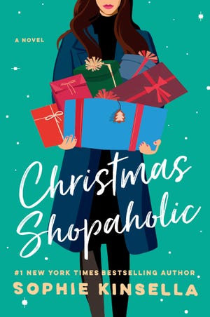 """""""Noel alışverişkoliği"""" Sophie Kinsella'nın fotoğrafı."""
