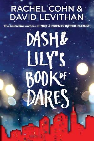 """""""Dash ve Lily'nin Cesaret Kitabı,"""" David Leviathan ve Rachel Cohn tarafından yazıldı."""