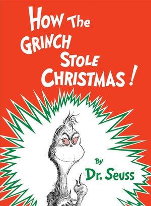 """""""grinch Noel'i nasıl çaldı,"""" Dr. Seuss tarafından."""